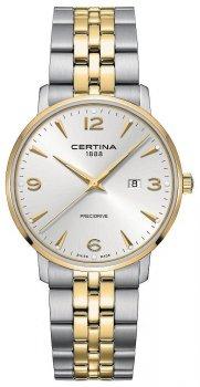 zegarek męski Certina C035.410.22.037.02