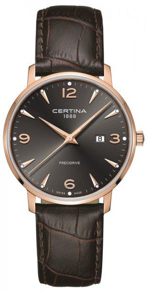 Zegarek męski Certina ds caimano C035.410.36.087.00 - duże 1