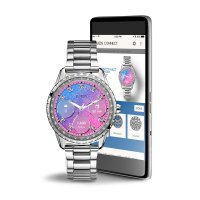 Zegarek damski Guess connect smartwatch C1003L3 - duże 3