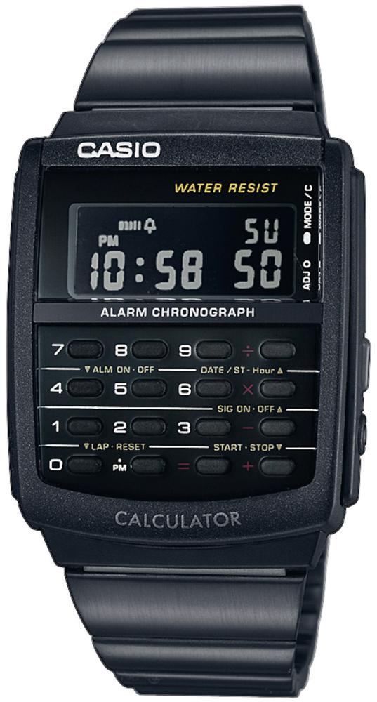 Zegarek Casio CA-506B-1AEF - duże 1