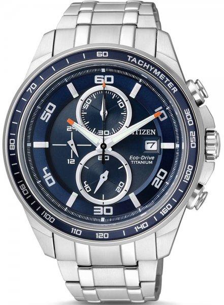 CA0345-51L-POWYSTAWOWY - zegarek męski - duże 3