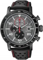 Zegarek męski Citizen chrono CA0645-15H - duże 1