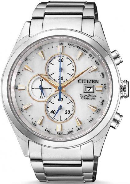 Zegarek Citizen CA0650-82B - duże 1