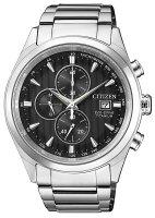 Zegarek męski Citizen titanium CA0650-82F - duże 1