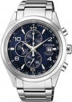 Zegarek męski Citizen titanium CA0650-82L - duże 1