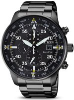 Zegarek męski Citizen chrono CA0695-84E - duże 1