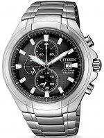 Zegarek męski Citizen titanium CA0700-86E - duże 1