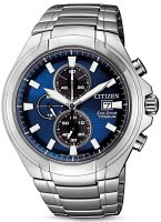 Zegarek męski Citizen titanium CA0700-86L - duże 1