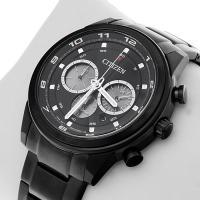 Zegarek męski Citizen chrono CA4035-57E - duże 2