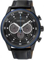 Zegarek męski Citizen chrono CA4036-03E - duże 2