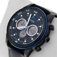 Zegarek męski Citizen chrono CA4036-03E - duże 4