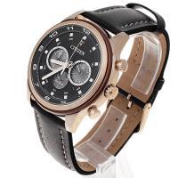 Zegarek męski Citizen chrono CA4037-01W - duże 3