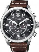 Zegarek męski Citizen chrono CA4210-16E - duże 1
