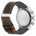 Zegarek męski Citizen chrono CA4210-16E - duże 4