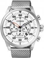 Zegarek męski Citizen chrono CA4210-59A - duże 1