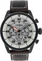 Zegarek męski Citizen chrono CA4215-04W - duże 1