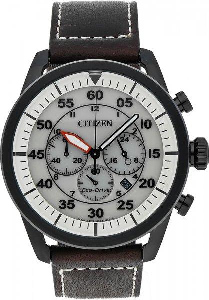 Zegarek Citizen CA4215-04W - duże 1