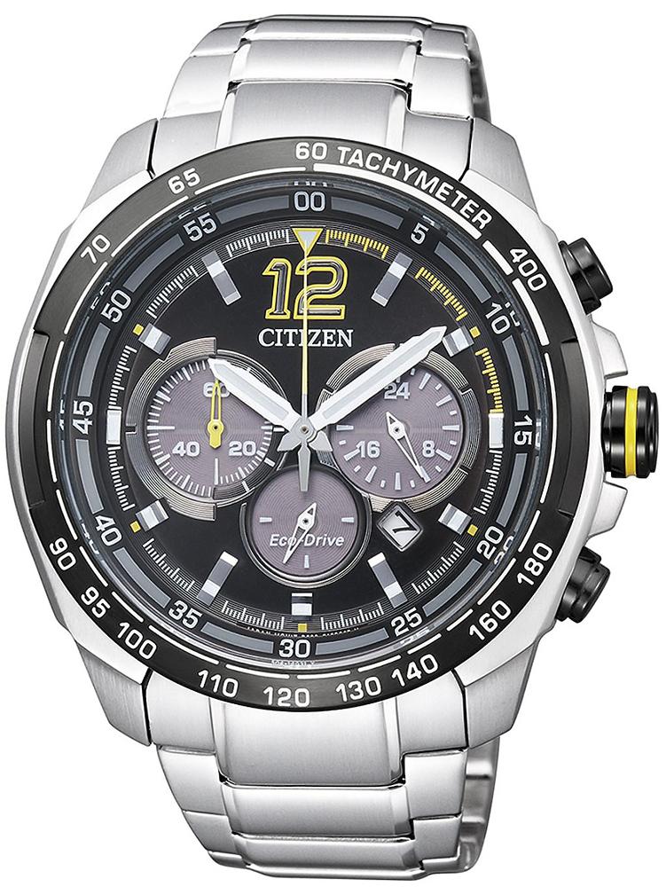 CA4234-51E - zegarek męski - duże 3