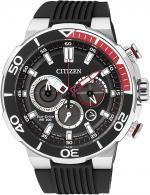 Zegarek męski Citizen chrono CA4250-03E - duże 1