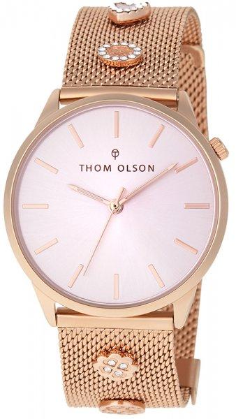 CBTO017 - zegarek damski - duże 3