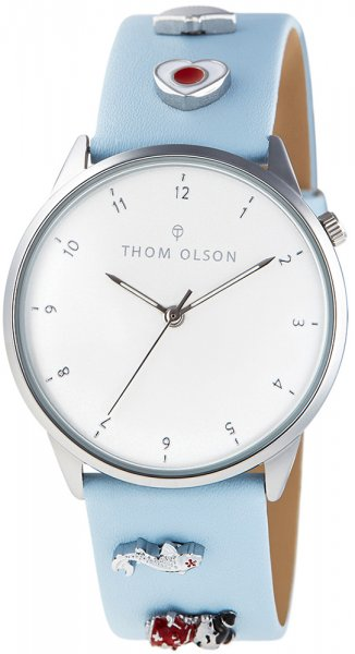 Thom Olson CBTO022 Chisai Chisai Blue Geisha