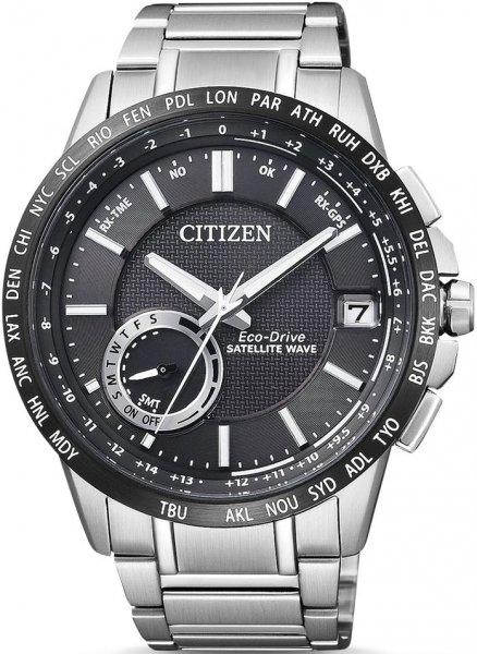 Citizen CC3005-51E Satellite Wave
