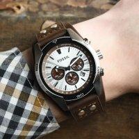 Zegarek męski Fossil sport CH2565 - duże 2