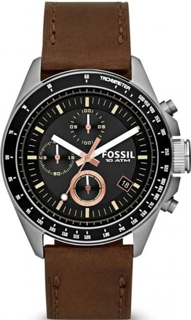 Zegarek Fossil CH2885 - duże 1