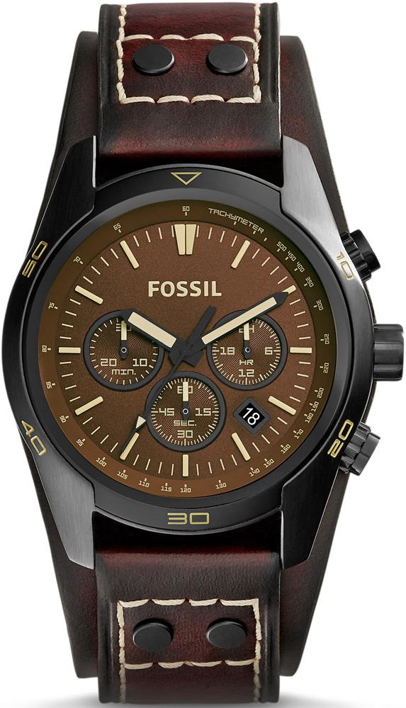 Fossil CH2990 Mens Dress COACHMAN
