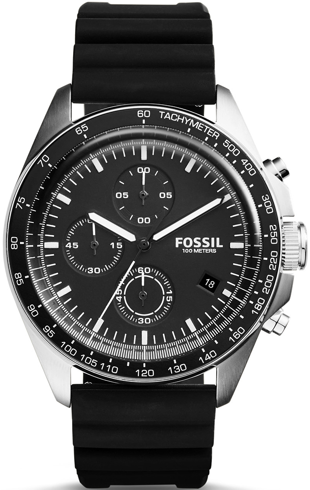 Zegarek Fossil CH3024 - duże 1