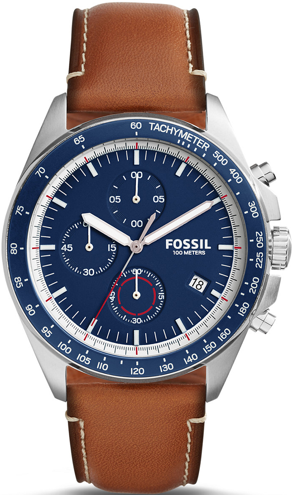 Zegarek Fossil CH3039 - duże 1