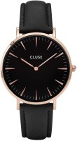 Zegarek damski Cluse la boheme CL18001 - duże 1