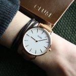 Zegarek damski Cluse la boheme CL18011 - duże 5