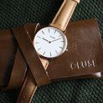 Zegarek damski Cluse la boheme CL18011 - duże 6