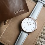 Zegarek damski Cluse la boheme CL18015 - duże 6
