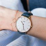 Zegarek damski Cluse la boheme CL18025 - duże 7