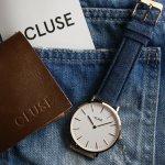Zegarek damski Cluse la boheme CL18025 - duże 6