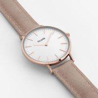 Zegarek damski Cluse la boheme CL18031 - duże 3