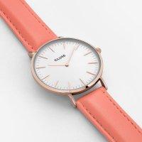 Zegarek damski Cluse la boheme CL18032 - duże 3