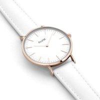 Zegarek damski Cluse la boheme CL18042 - duże 2