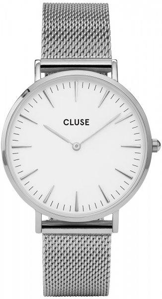 Cluse CW0101201002 La Boheme Silver/White