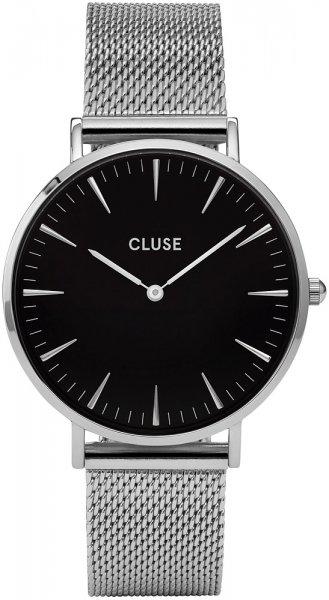 Cluse CW0101201004 La Boheme Silver/Black