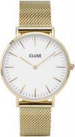 Zegarek damski Cluse la boheme mesh CL18109 - duże 1