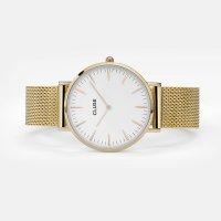 Zegarek damski Cluse la boheme mesh CL18109 - duże 2
