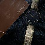 Zegarek damski Cluse la boheme mesh CL18110 - duże 5