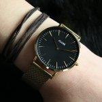 Zegarek damski Cluse la boheme mesh CL18110 - duże 6