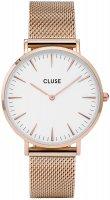 Zegarek damski Cluse la boheme mesh CL18112 - duże 1