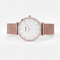 Zegarek damski Cluse la boheme mesh CL18112 - duże 3