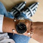 Zegarek damski Cluse la boheme mesh CL18113 - duże 7
