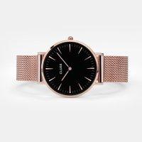 Zegarek damski Cluse la boheme mesh CL18113 - duże 2